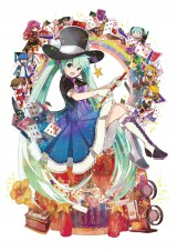 hatsune miku magical mirai 2013