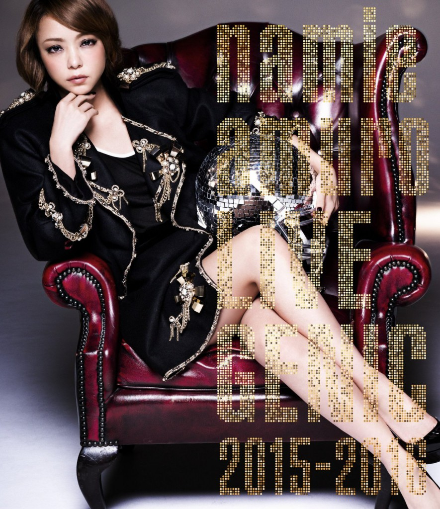 安室奈美恵 LIVE GENIC bluray dvd