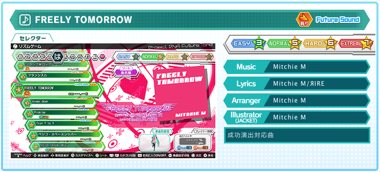 初音ミク Project DIVA Future Tone PS4