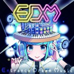EDMボカロ曲のコンピCD『Entrance Dream Music』に『FREELY TOMORROW』収録