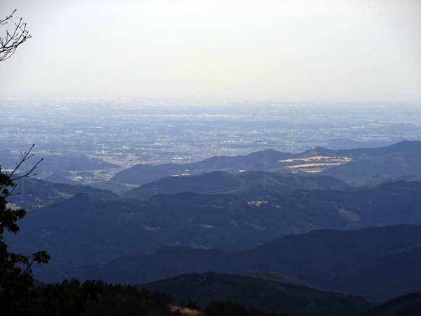 笠山山頂,眺め