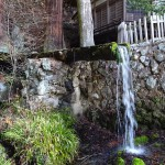 七里岩ラインを自転車で走る。小淵沢の大滝湧水は休憩にオススメ