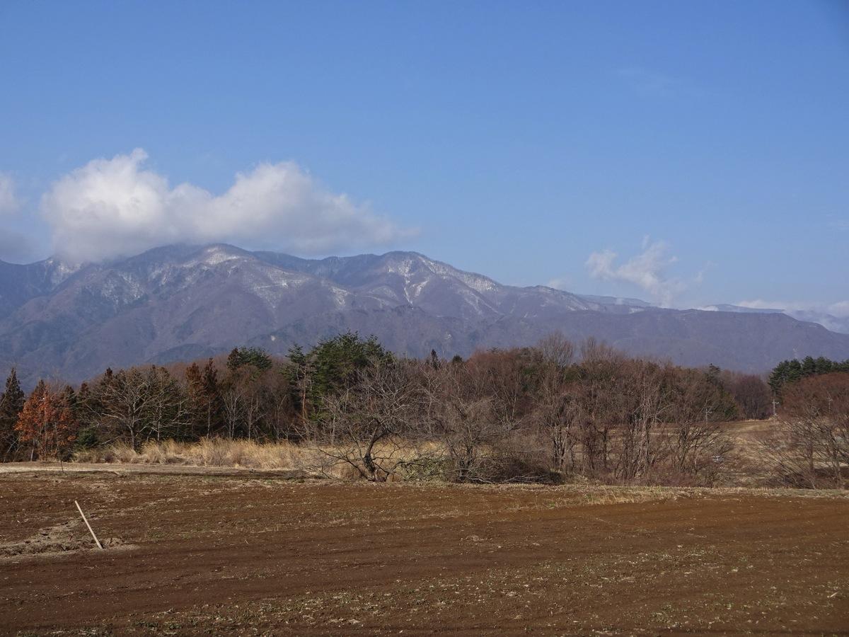 七里岩ライン