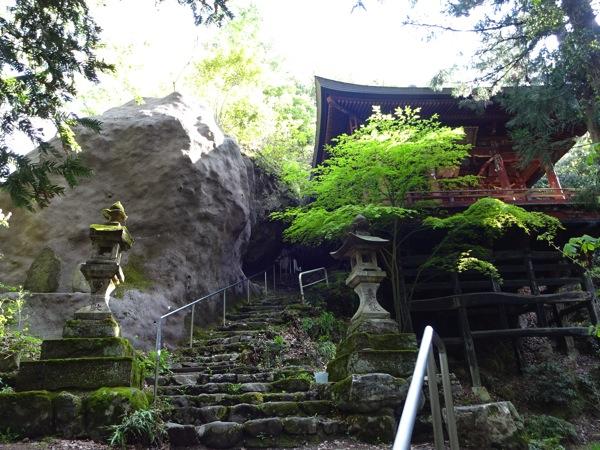 円融寺,岩井堂