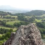 栃木県鹿沼市の岩山に登ってきた