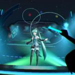 初音ミク Project: VR Tech DEMOの体験を紹介!このVRライブは凄いぞ!!
