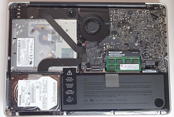 macbook pro 13-inch mid 2012
