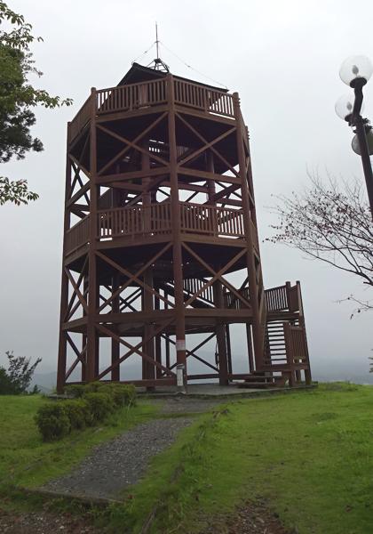 仙元山見晴らしの丘公園,展望台