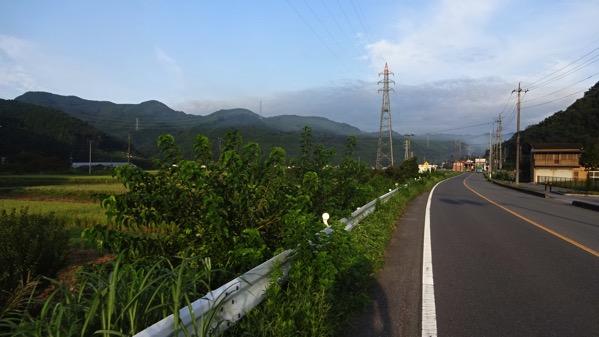 小川町 定峰峠