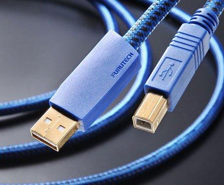 フルテック GT2 USBケーブル