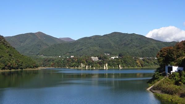 猿ヶ京 赤谷湖