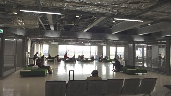 成田空港 第3ターミナル ラウンジ