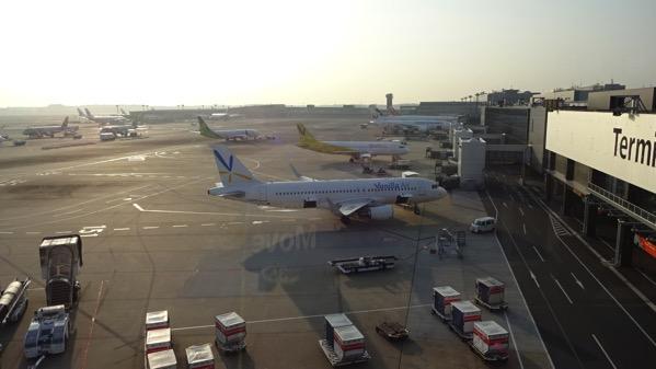 成田空港第3ターミナル バニラエア