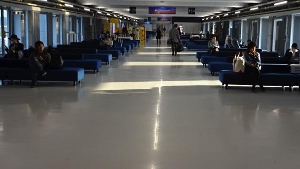 成田空港第3ターミナル サテライト