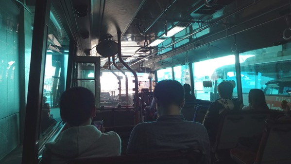 成田空港 バニラエア バス