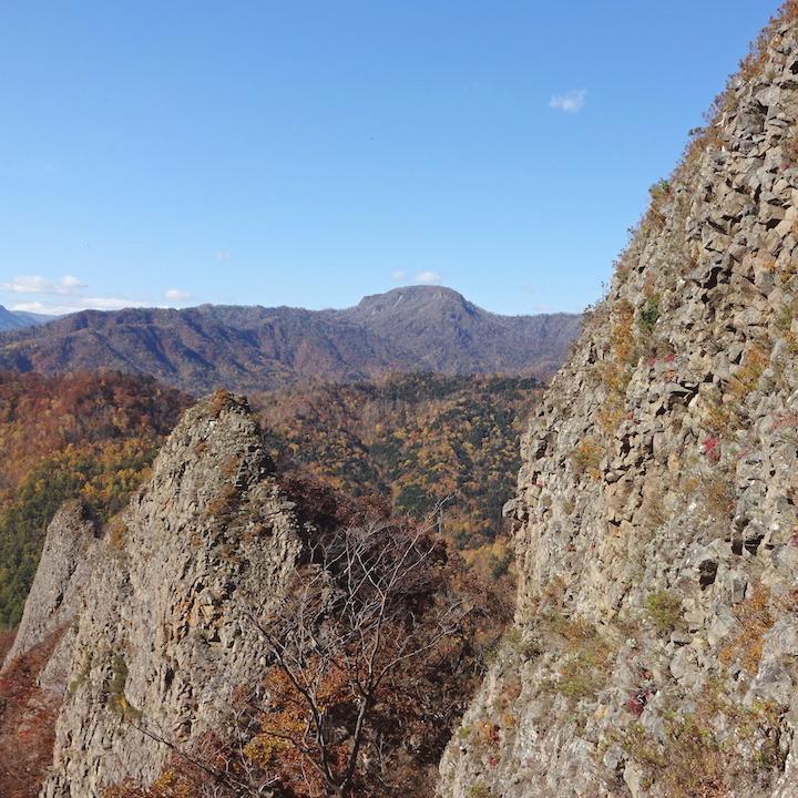 八剣山 観音岩山 登山
