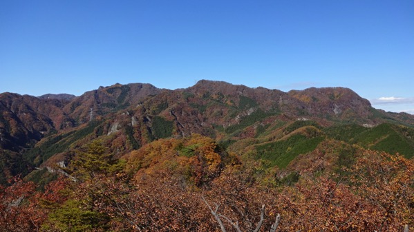 黒瀧山 観音岩 展望