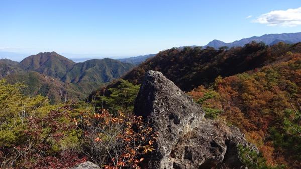 黒瀧山 観音岩