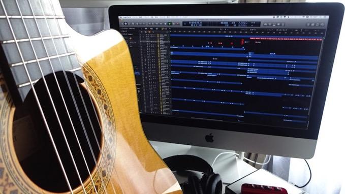 Augustine Guitar Recording
