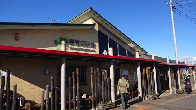 吾妻線 群馬原町駅
