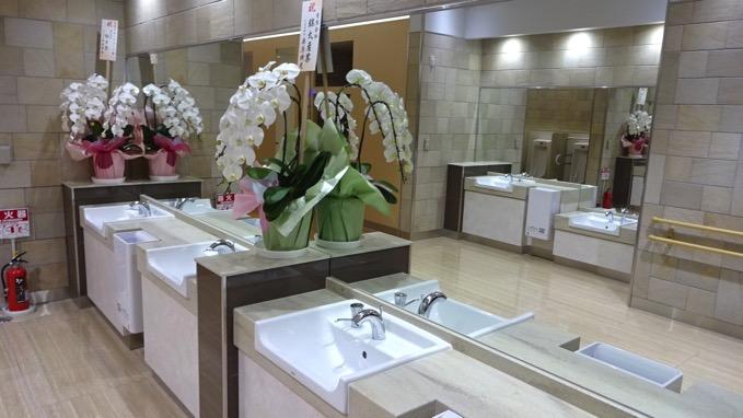 三島スカイウォーク トイレ