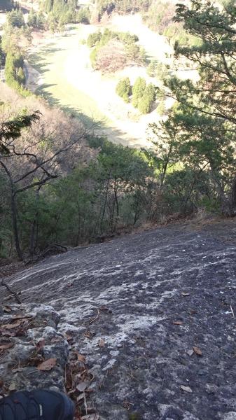 鹿沼 岩山 猿岩