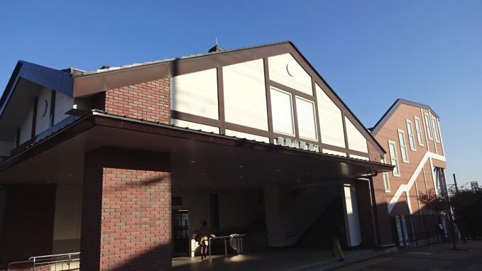 東武東上線 東松山駅