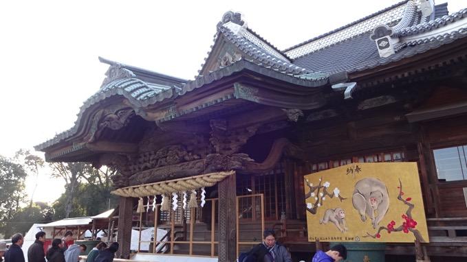 箭弓稲荷神社 本殿