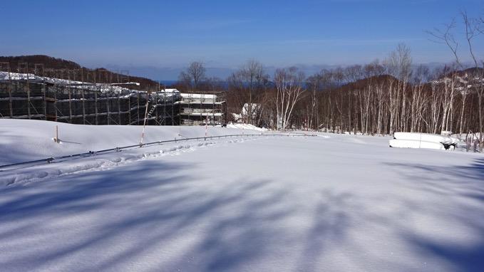 塩谷丸山 登山口