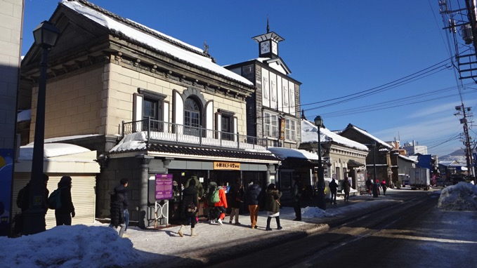 小樽 オルゴール館