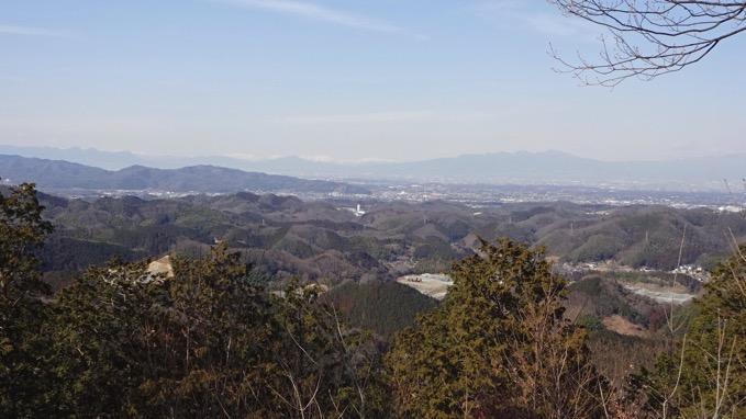 官ノ倉山 山頂 展望