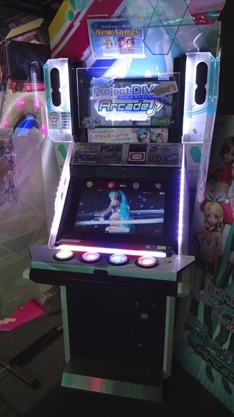初音ミク Project DIVA Arcade
