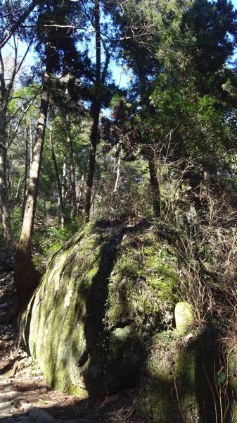 石老山 巨石群
