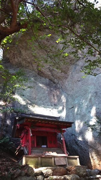 石老山 巨石群 擁護岩