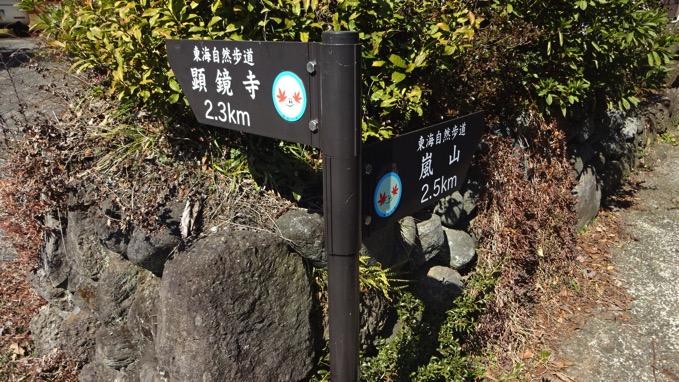 相模嵐山 ルート