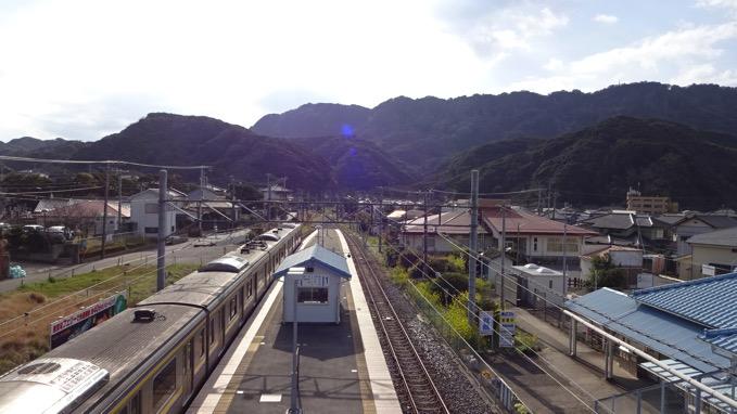 鋸山 浜金谷駅 登山