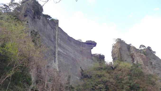 鋸山 登山 ラピュタ
