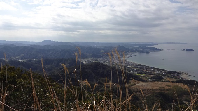 鋸山 東京湾を望む展望台 登山