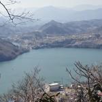相模嵐山に登山!相模湖が一望できる駅近の山