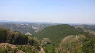 青梅丘陵ハイキング