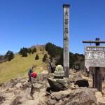 大菩薩嶺に自転車&登山。やっぱ百名山は素晴らしかった!〜登山編〜