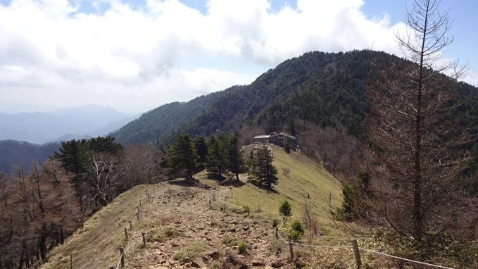 大菩薩嶺 介山荘
