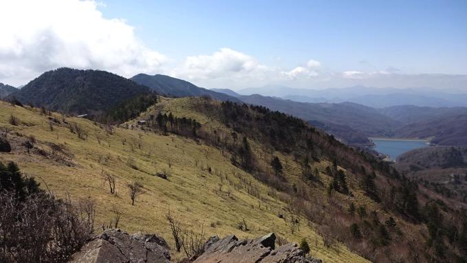 大菩薩嶺 稜線 風景
