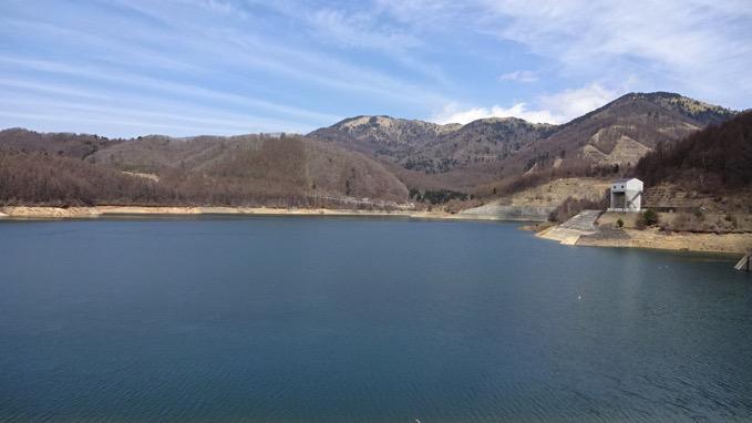 大菩薩湖 上日川ダム