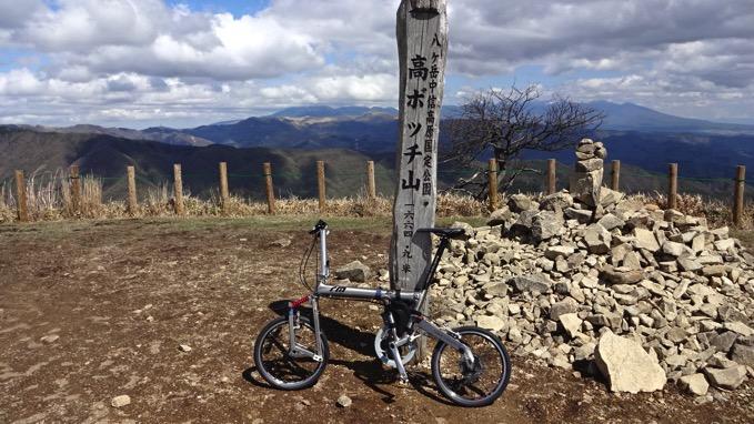 高ボッチ高原 自転車