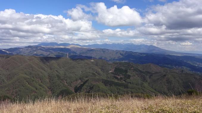 高ボッチ高原 山頂 展望 八ヶ岳