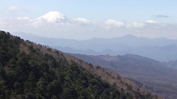 大菩薩峠 富士山