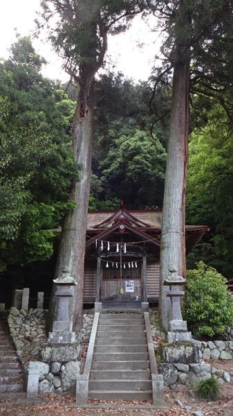梅園神社 越生