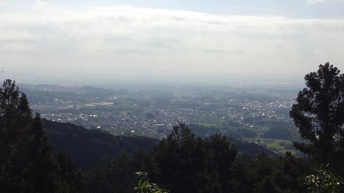 大高取山 幕岩 展望