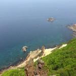 赤岩山(小樽)に登山!① 白龍胎内巡りコースの岩壁と高度感がすごすぎる!